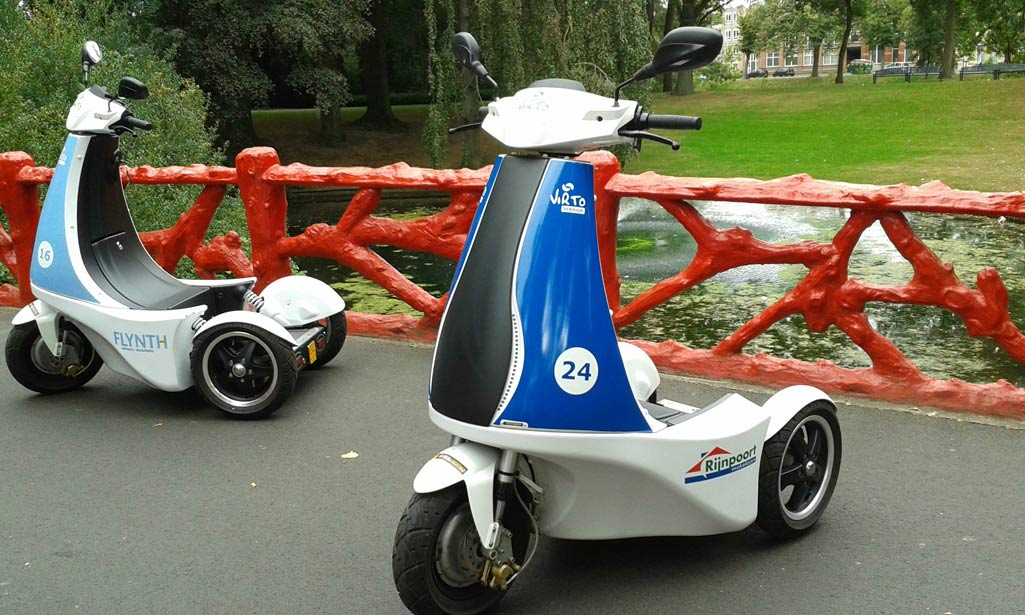 virto elektrische scooter